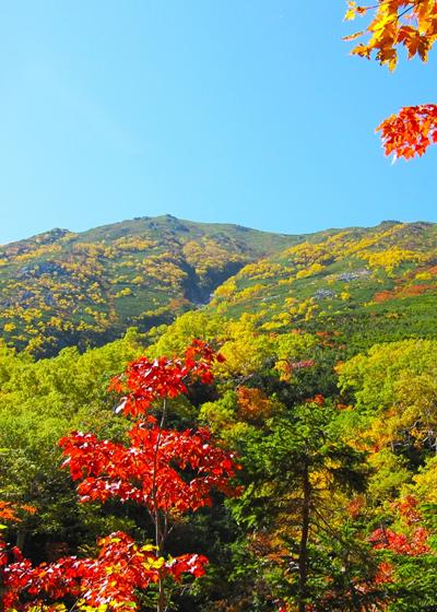 龍王峡ハイキング