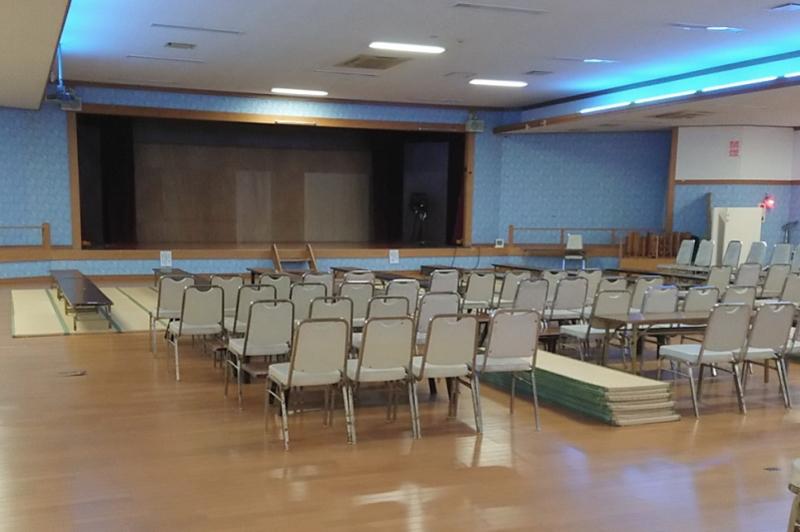 多目的ホール 講習会や演奏練習などにご利用ください。