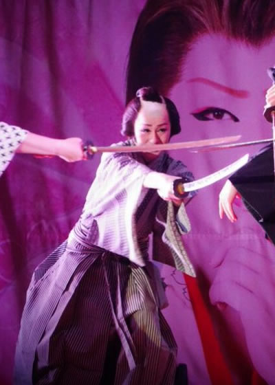 人情時代劇 歌謡 舞踏ショー