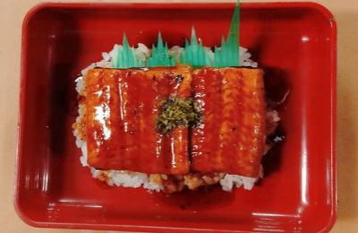 うなぎの蒲焼(夕食B/個人盛り)