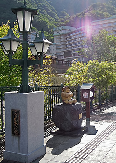 【新企画】鬼怒川温泉 6橋めぐり スタンプラリー