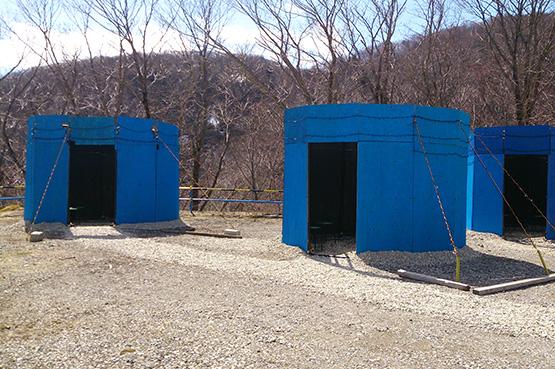 天体観測室