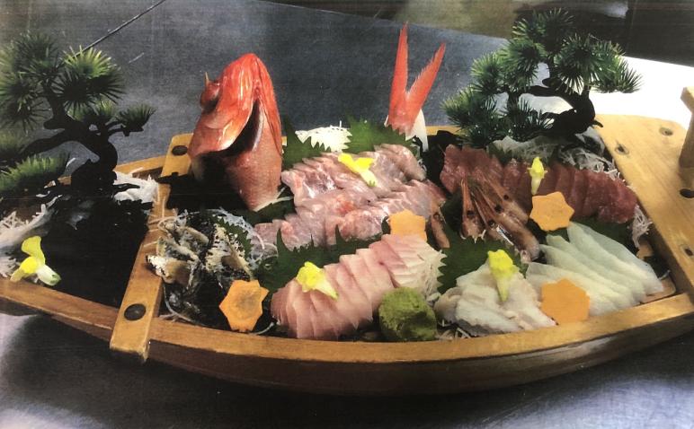 刺身_10,800円