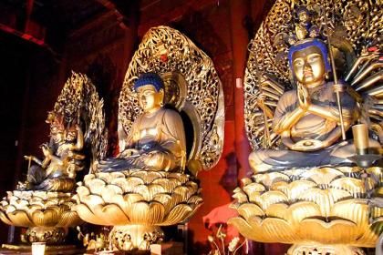 日光山輪王寺本堂「三仏堂」平成の大修理竣工記念ツアー