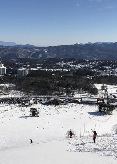 「草津温泉スキー場」へ無料送迎
