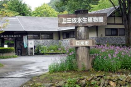 「上三依水生植物園」無料送迎!